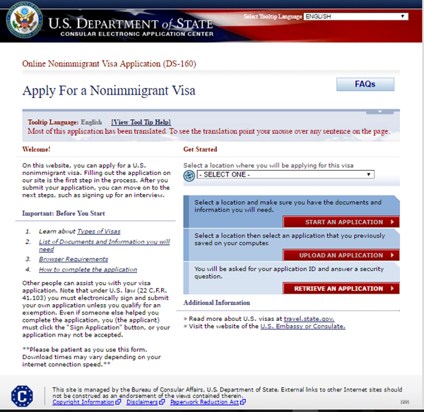 How To Apply For Us Tourist Visa In Us Embassy Oslo Crizzy Kiss